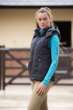 MARK TODD BLACK  PADDED LADIES WINTER GILET - RRPP £79.99
